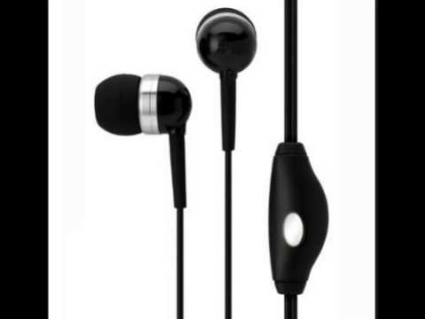 Headsets Black for Acer Liquid E, Acer Stream, Archos Phone, BeTouch E110, Blackberry Torch, Dell Ae