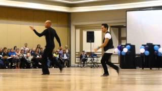 Elektrisk Line Dance by R Sarlemijn, D Bailey, R Hadisubroto & K Haugen Demo @ VDE 2015