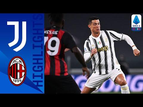 Juventus 0-3 Milan   Il Milan trionfa con i gol di Diaz, Rebic e Tomori   Serie A TIM