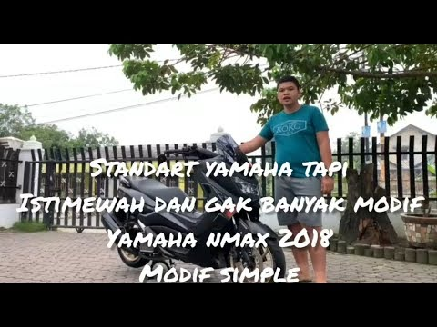 Review Yamaha Nmax abs #3