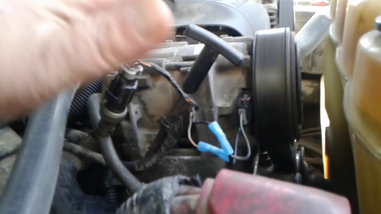 small resolution of 2001 ford f250 super duty 7 3 l diesel ac does not work 2