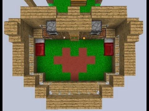 """Rafy115 Minecraft """"The Heart House"""" Fadecloud Skyblock"""