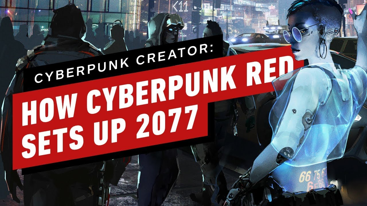 How Cyberpunk Red Bridges the Gap to 2077 thumbnail