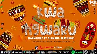 Harmonize ft Diamond Platnumz - Kwa Ngwaru (Official Audio)