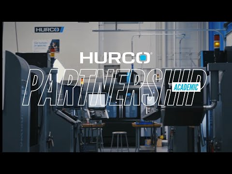 CNC Machining with Oakland Community College - Hurco (2019)