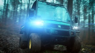 John Deere Gator Utiltiy Vehicle - Do More