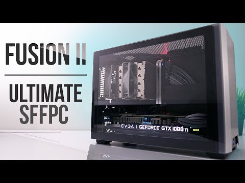 FUSION II - Ultimate Mini Gaming PC BUILD!