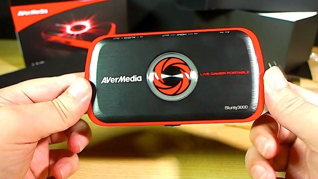 live gamer portable review avermedia lgp unboxing test youtube. Black Bedroom Furniture Sets. Home Design Ideas