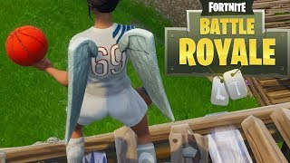 MY FIRST EVER 1v1 LOSS! | Fortnite (PS4) | Battle Royale #9