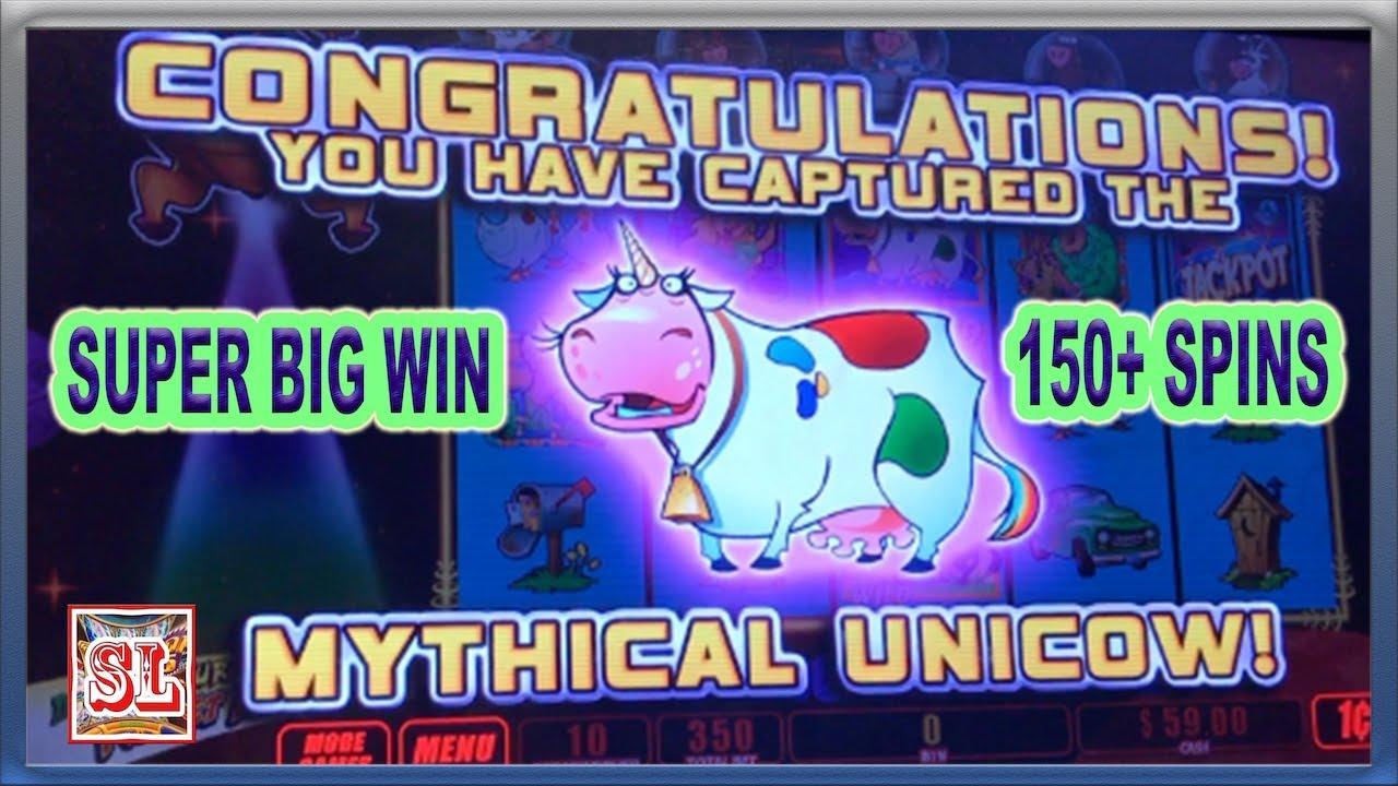 Unicow bonus max bet