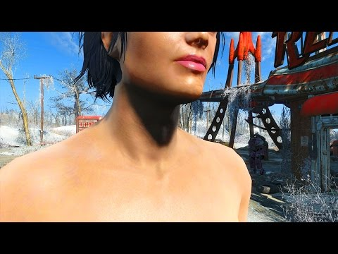 FALLOUT 4 ALL CLOTHING & OUTFITS (Female Only)