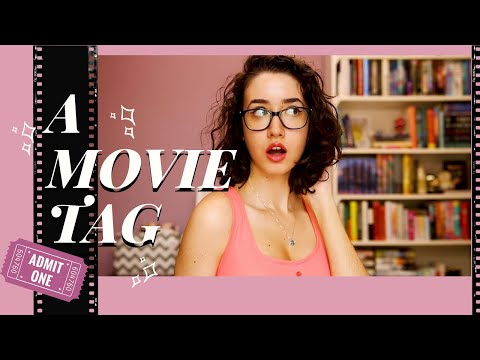 Raving About Movies For 15 Minutes Straight // A MOVIE TAG