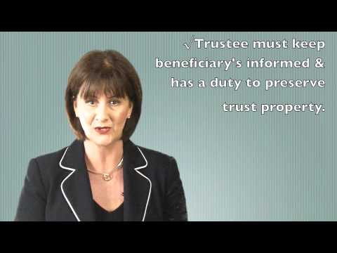 What is a Trust Sale? by Kim Ward
