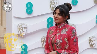 Priyanka Chopra Jonas 2021 BAFTA red carpet Interview
