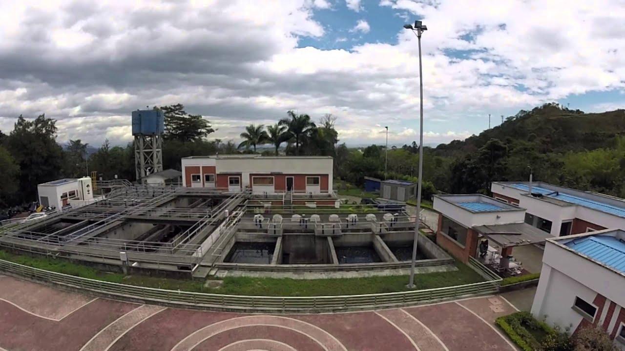 Calarc planta de tratamiento de agua potable youtube for Agua potable