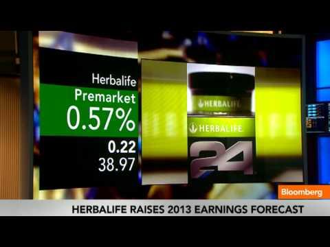 Herbalife 1Q Profit Gains Amid Ackman-Icahn Dispute