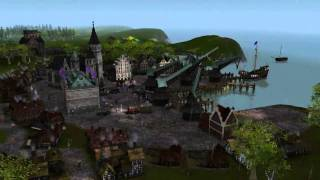 Patrician IV: Conquest by Trade economic trading simulation PC [HD] video game