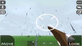 Survivalcraft Musket Gameplay