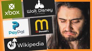 xPal WaltDonald's | Refac logo-uri celebre Ep. 2
