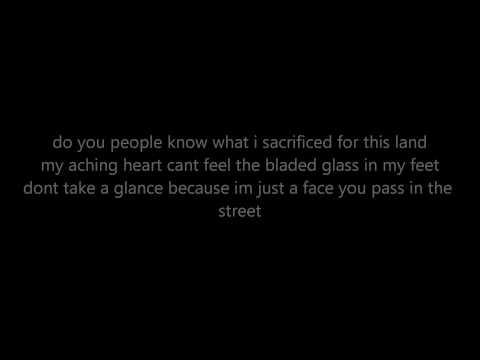 Lowkey ft. Adrian - The butterfly effect LYRICS
