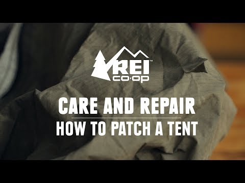 How To Patch A Tent || REI