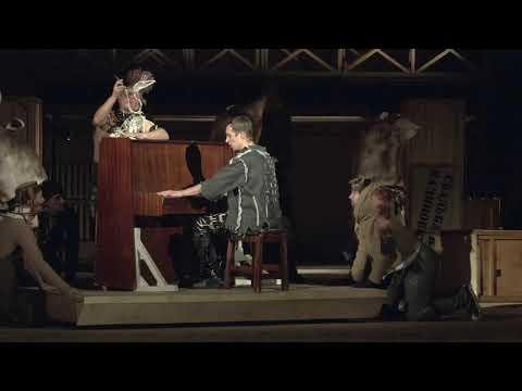 "Александр Журбин. ""Чайка"" на сцене Хабаровского музыкального театра."