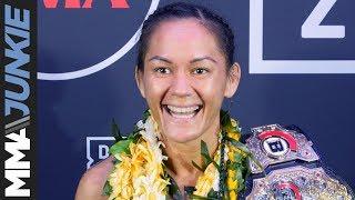 Bellator 213: Ilima-Lei Macfarlane full post-fight interview