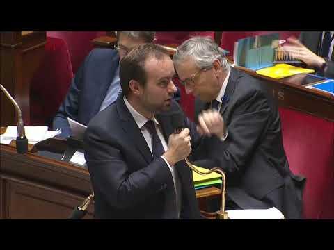 Olivier Gaillard 2ème séance : Loi de finances pour 2019 (seconde partie) réponse de Lecornu