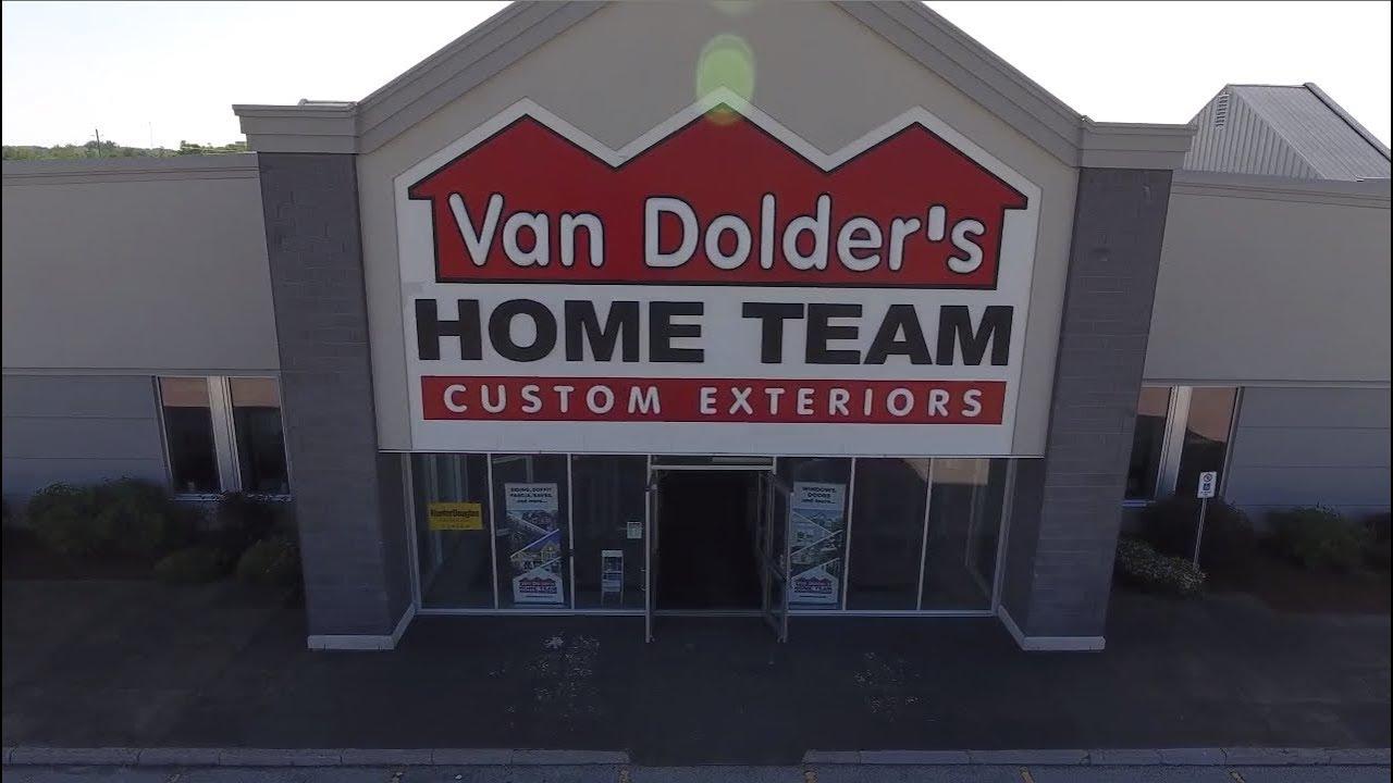 Van Dolder's Custom Exteriors Home Team® – Windows, Doors