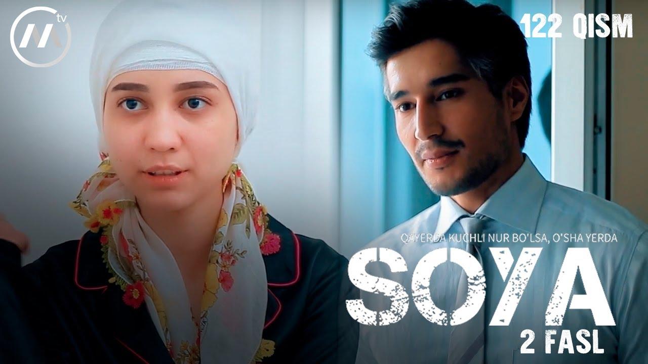 Soya l Соя (milliy serial 122-qism) 2 fasl