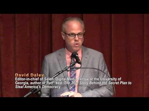David Daley: Rat F**ked