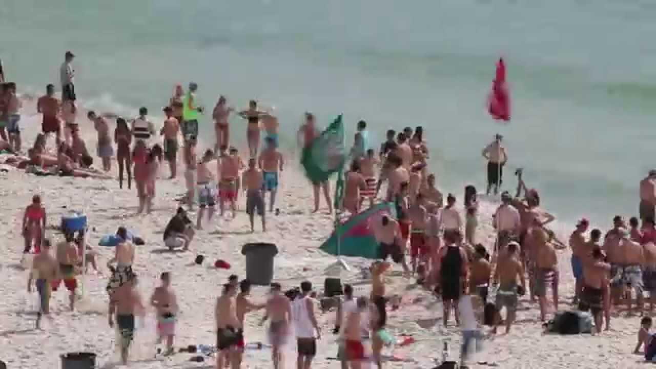 Panama for spring break sexy video com 2015