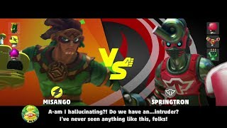 ARMS: Grand Prix - Misango vs Springtron Level 7 (Runaway Strat) thumbnail