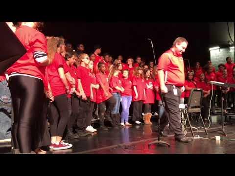 James Breckinridge Middle School - Fall Concert