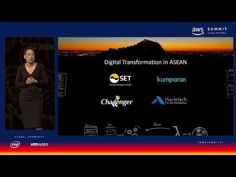 AWS Summit Singapore Opening Keynote