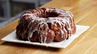 Pull-Apart Cinnamon Roll Monkey Bread