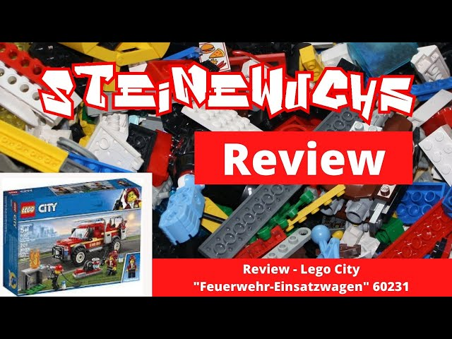 Review - Lego City