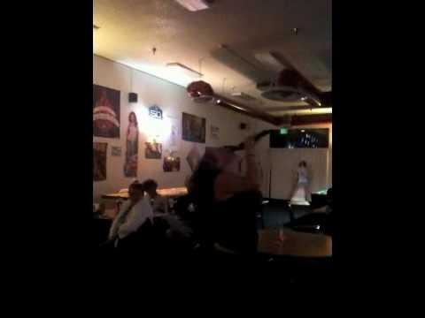 karaoke singing audrey