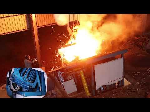 DiFOC based Furnace | Induction Melting Furnace | Electrotherm