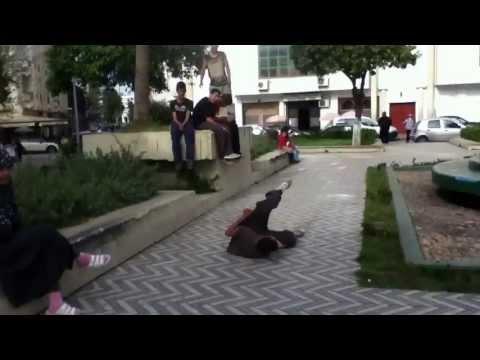 crash leito ihab [tournage de la nouvelle video avec hamada]