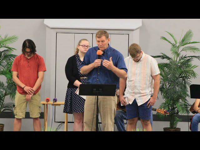 Sunday Worship Service - May 23rd, 2021