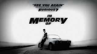 Wiz Khalifa - See you again ft. Charlie puth HQ