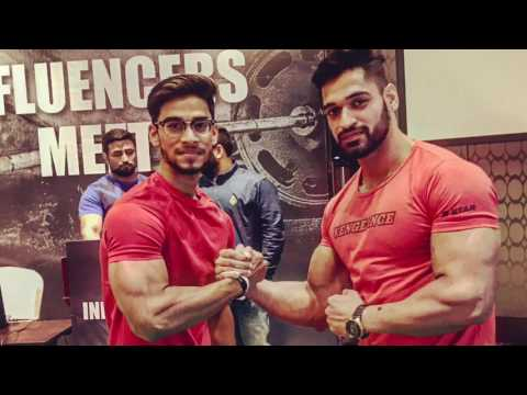 Day in my life | muscleblaze meet| special gift