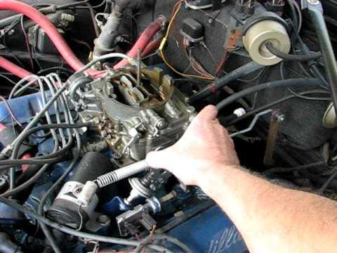 66 Mustang Engine Wiring Diagram 66 429 Carter Afb Carb Rebuild Youtube