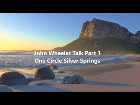 Meeting with John Wheeler Part 1