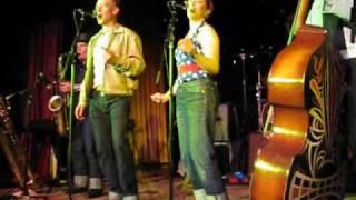 Hemsby 44 CARMEN GHIA & the Hotrods Ding Dong Daddy ROCKABILLY R+B