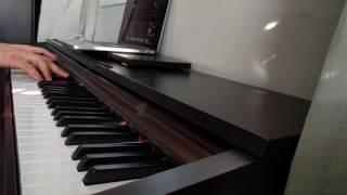 Sia - Confetti (Piano Cover)