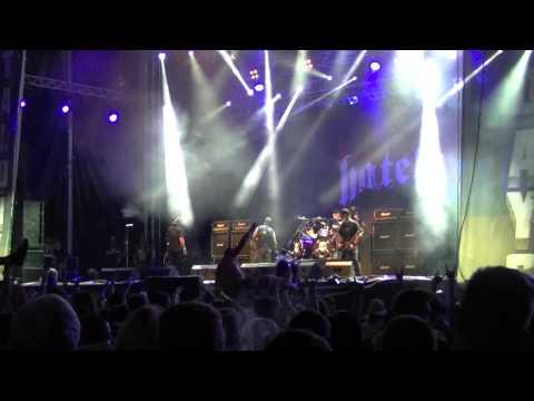 Hatebreed - Tear It Down + Dead Man Breathing live @Metaldays 2015