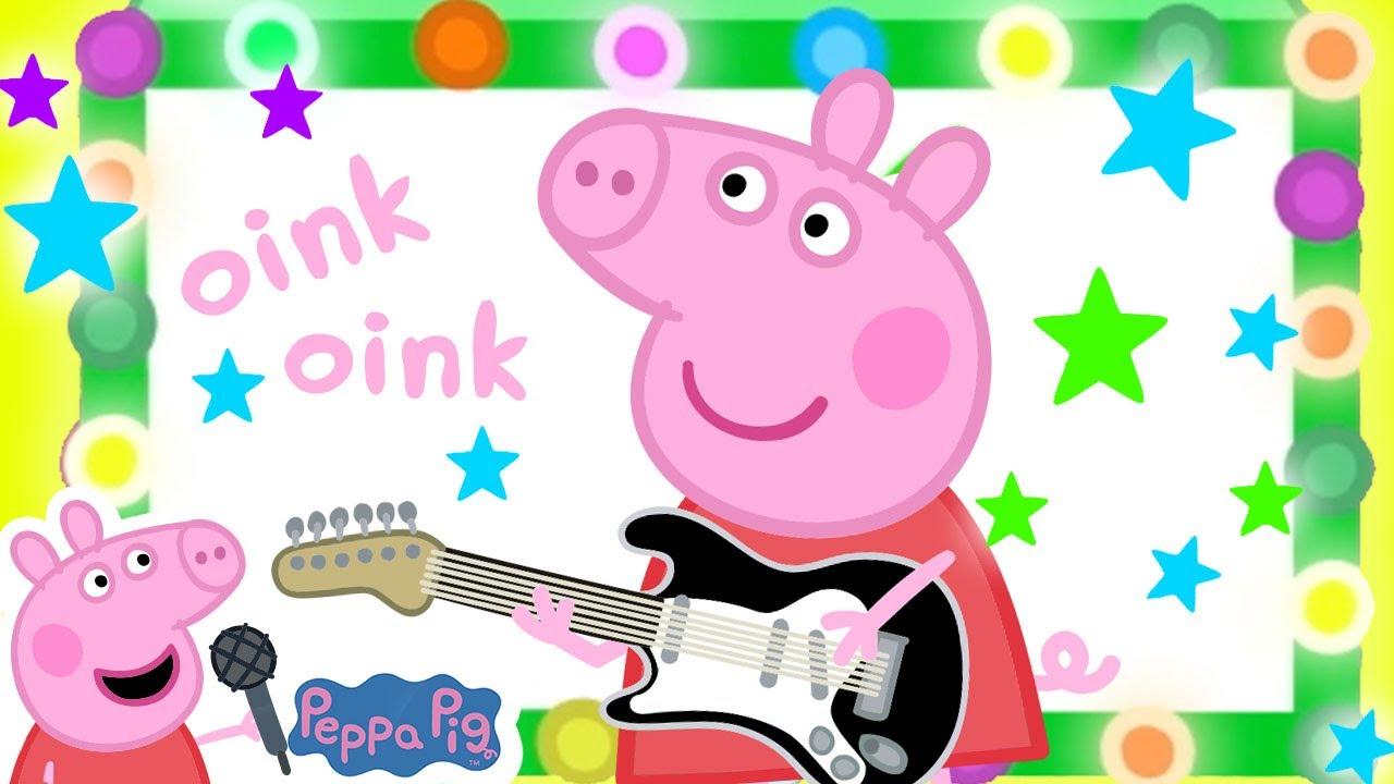 Birdy Birdy Woof Woof Song    Peppa Pig Songs   Peppa Pig Nursery Rhymes & Kids Songs