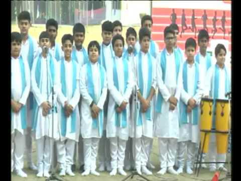 Maj Rakesh Sharma, Shaurya Cahkra-Inter DPS Athletic Meet National 2016 Live   YouTube 360p